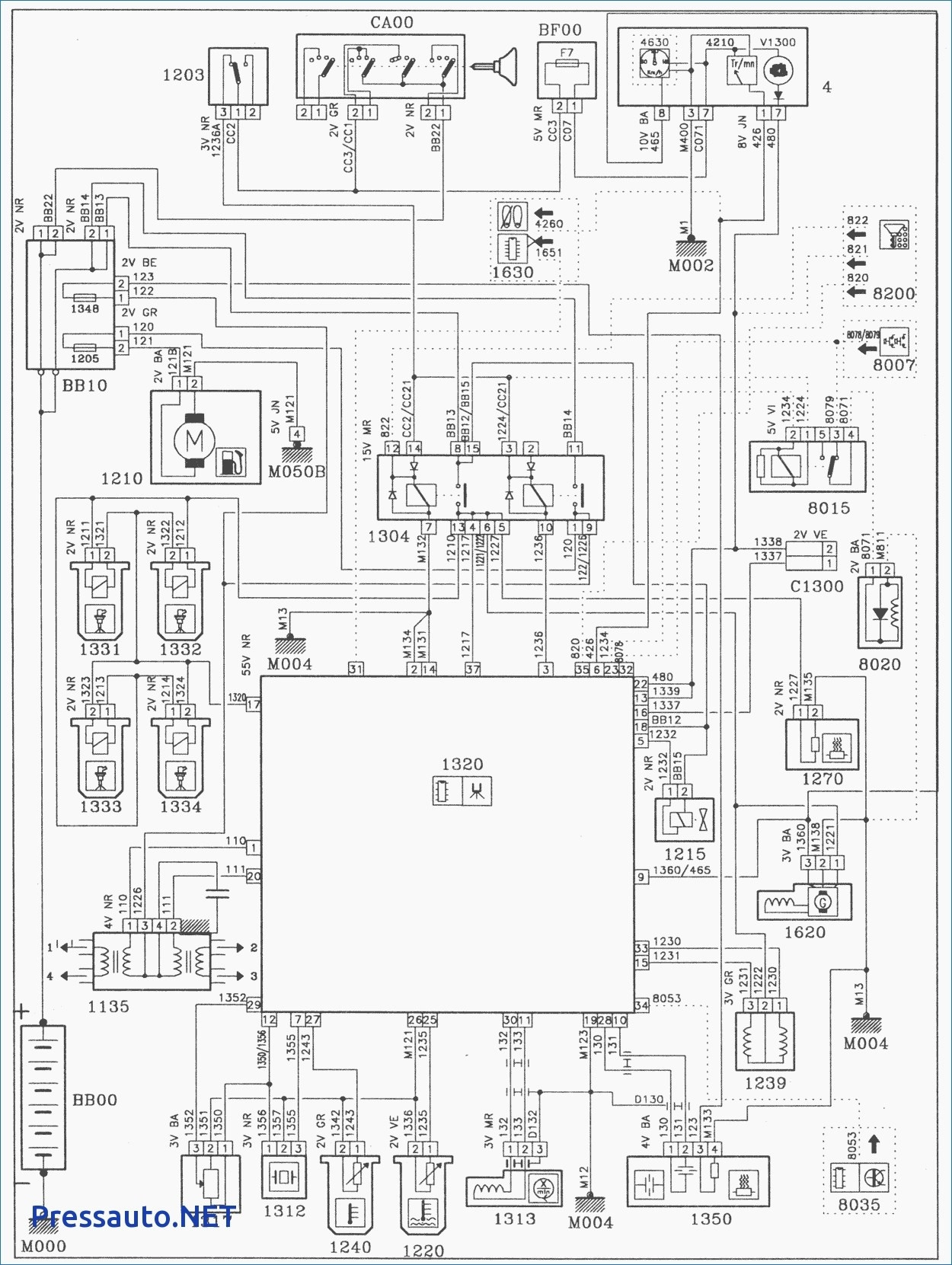 Modine Heater Schematic