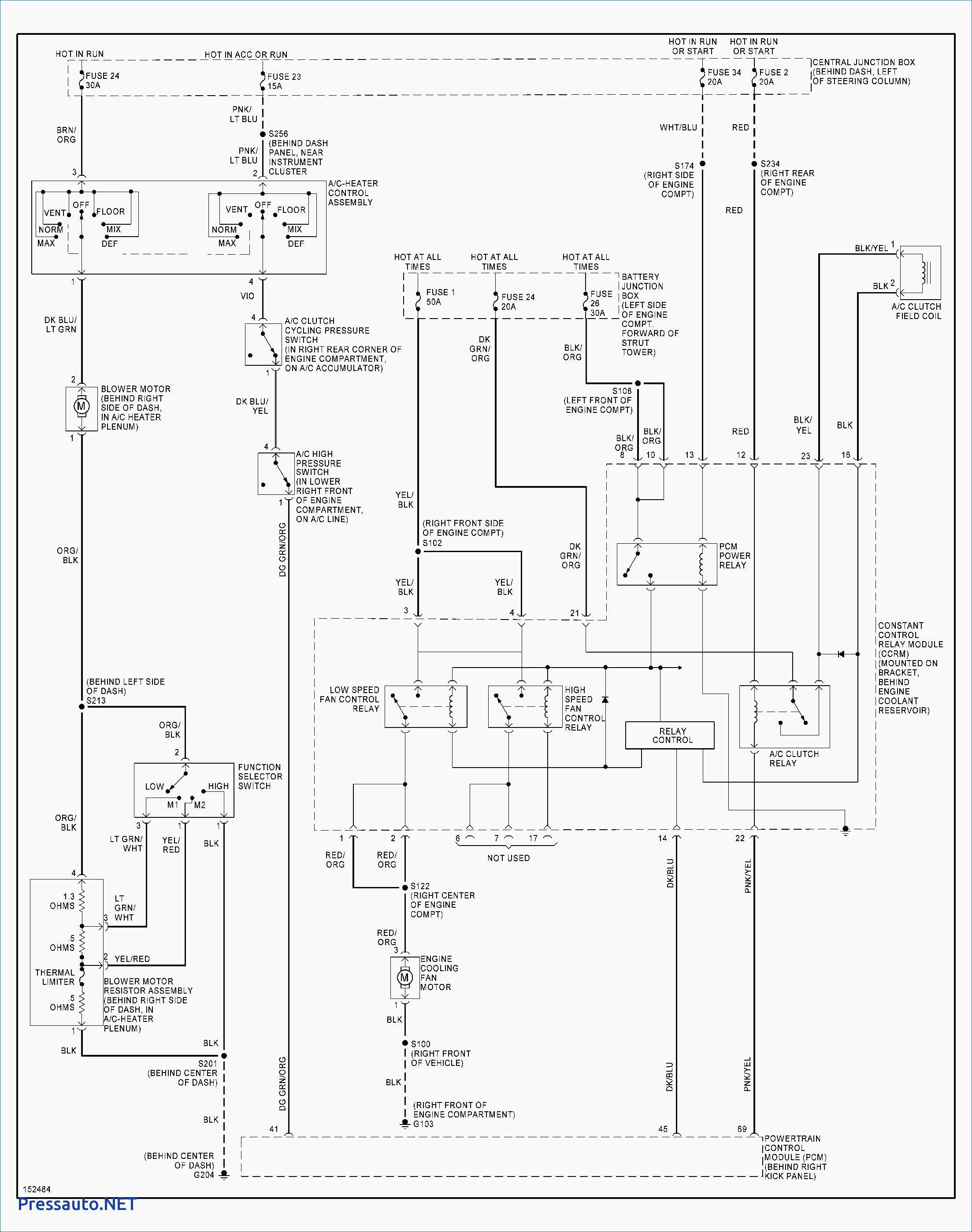 newair wiring diagram