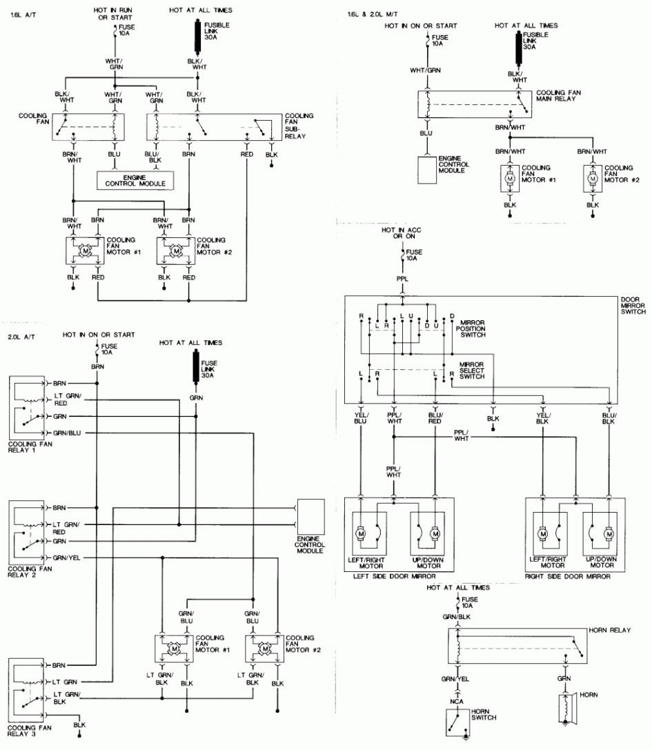 sentra alternator wiring diagram