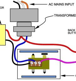 nutone doorbell wiring diagram wiring diagram for nutone doorbell new wiring diagram for doorbell transformer [ 2000 x 1483 Pixel ]