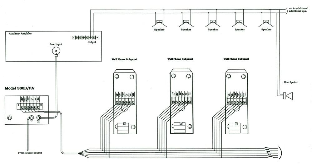 medium resolution of nutone intercom wiring diagram