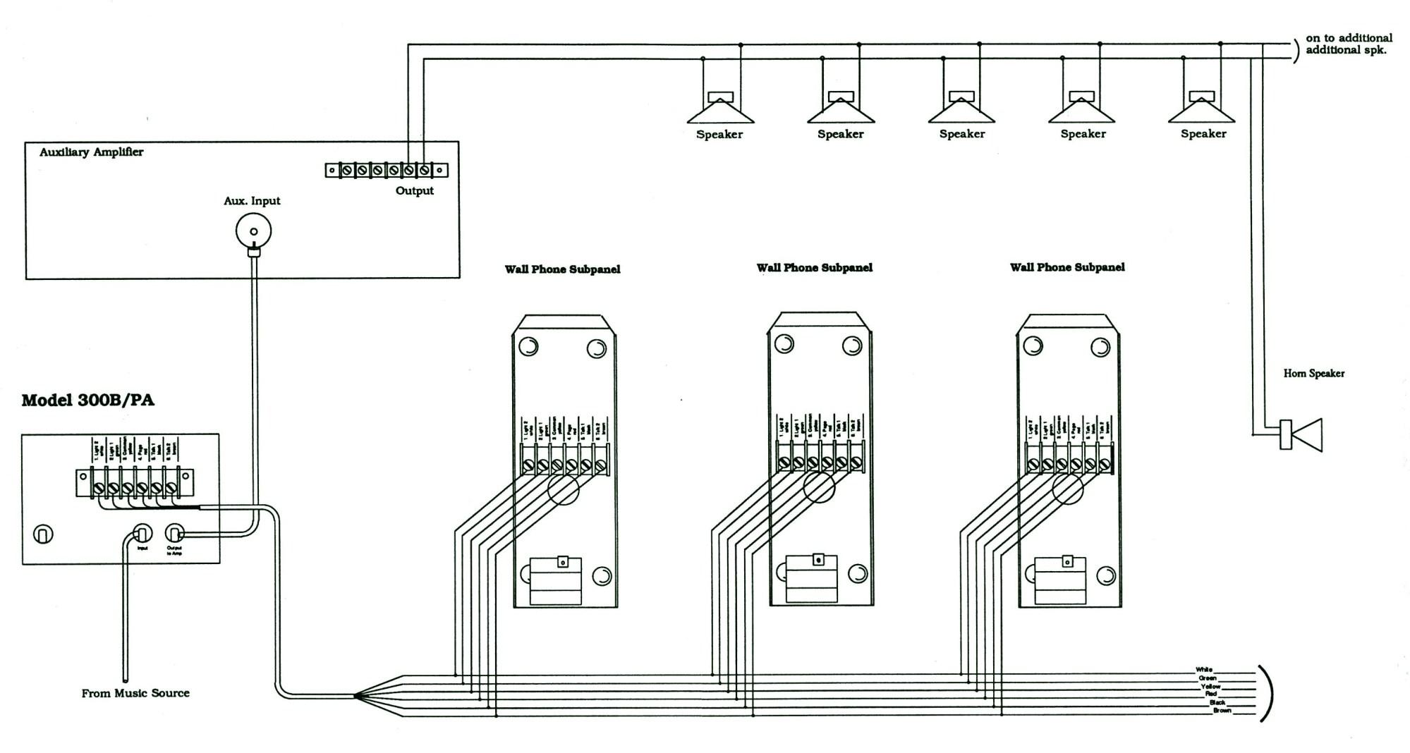 hight resolution of nutone intercom wiring diagram