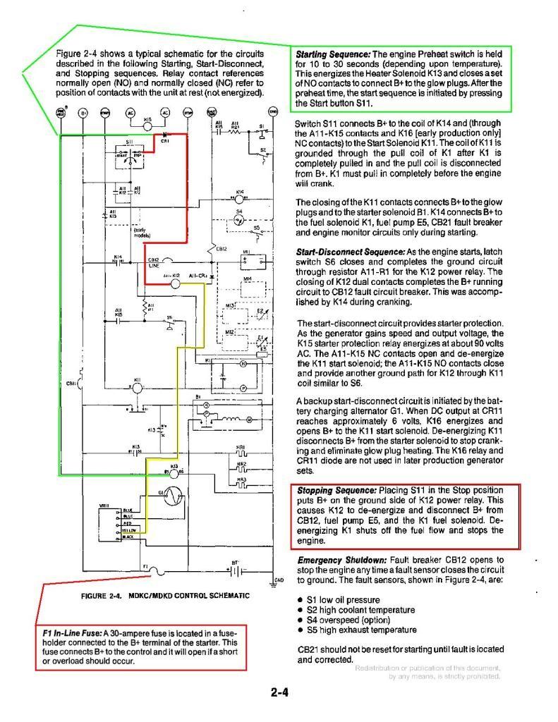 medium resolution of onan generator remote start switch wiring diagram