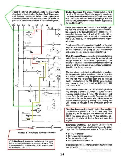 small resolution of onan generator remote start switch wiring diagram