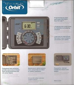 Orbit Sprinkler Wiring Diagram | Free Wiring Diagram