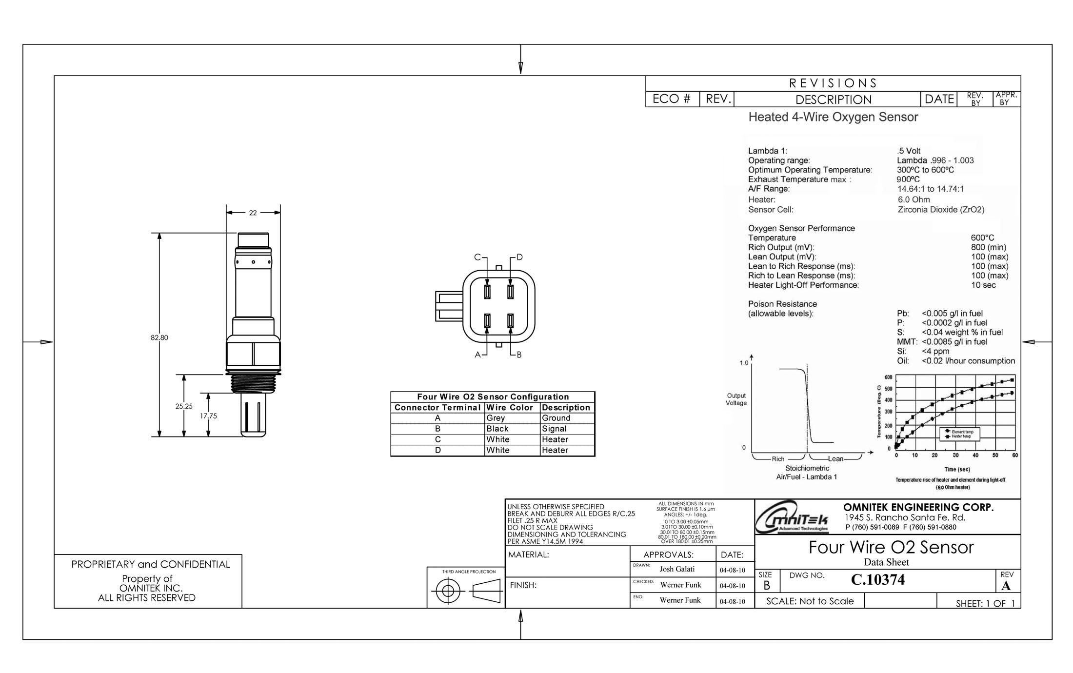[DIAGRAM] 3 Wire O2 Sensor Wiring Diagram FULL Version HD