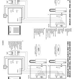 pacific intercom wiring diagram [ 800 x 1132 Pixel ]
