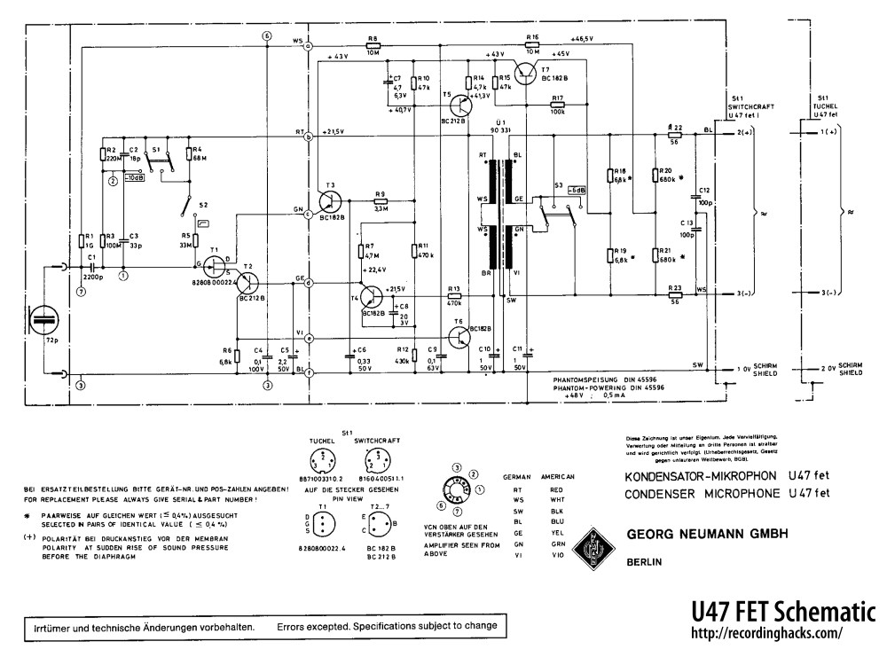 medium resolution of pad mount transformer wiring diagram pad mount transformer wiring diagram unique neumann u47 fet 5h