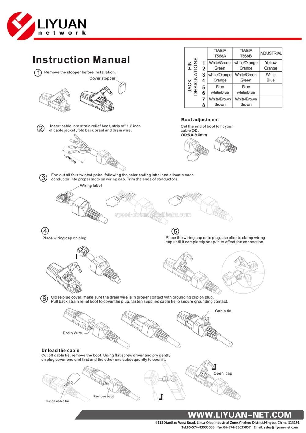 medium resolution of panduit cat6 jack wiring diagram panduit cat6 jack wiring diagram download cat 6 wiring diagram