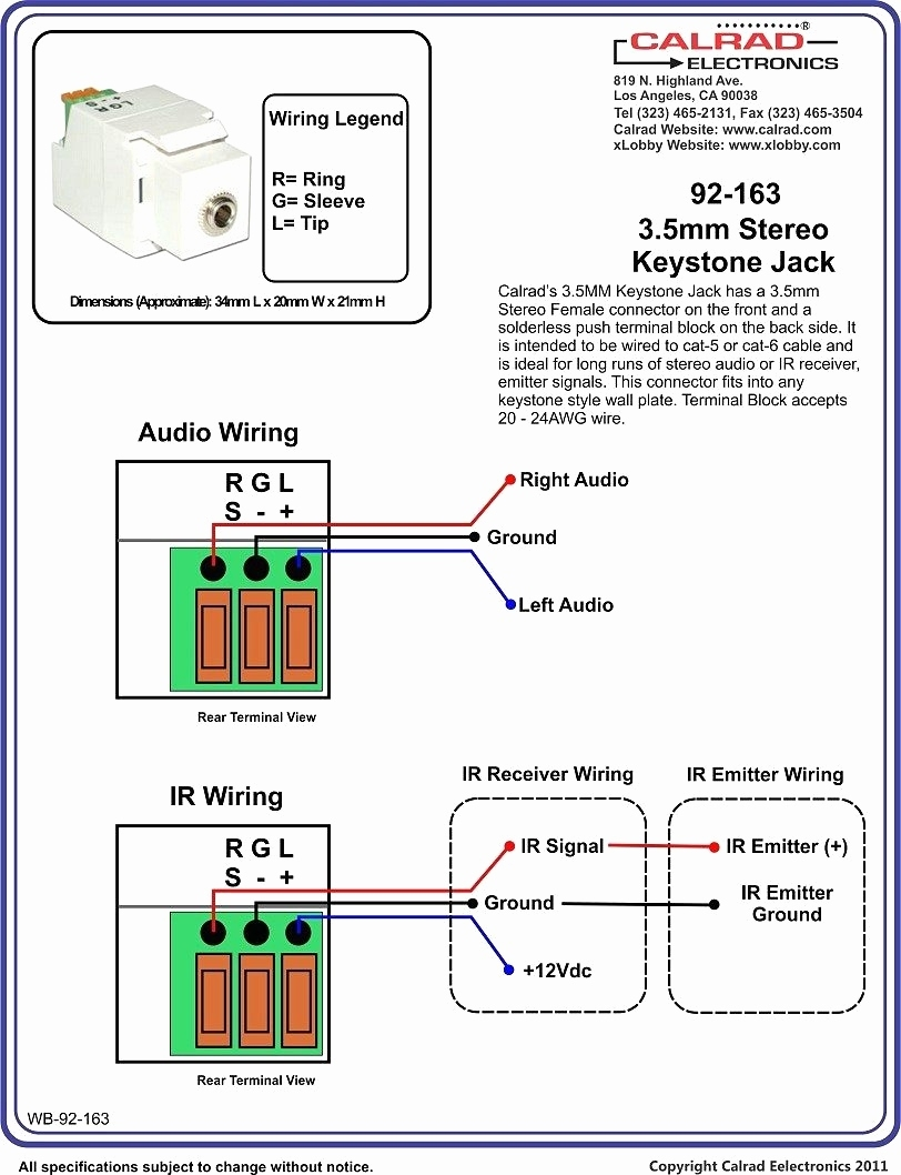medium resolution of panduit cat6 jack wiring diagram