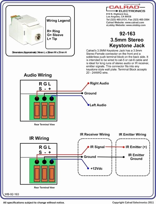 small resolution of panduit cat6 jack wiring diagram