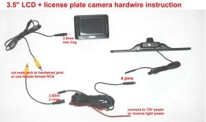 Peak Backup Camera Wiring Diagram | Free Wiring Diagram