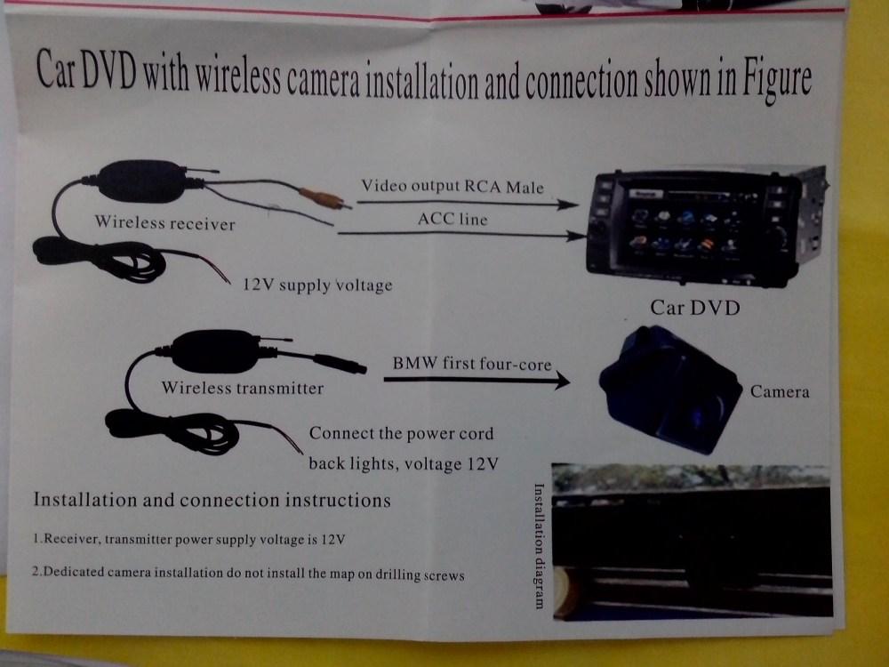 medium resolution of peak backup camera wiring diagram reverse camera wiring dedicated electrical drawing wiring diagram 4m