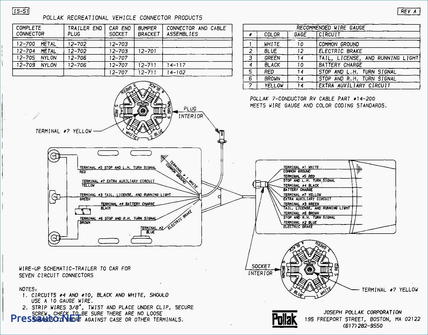 hight resolution of phillips 7 way trailer plug wiring diagram wiring diagram for a 7 pole trailer plug