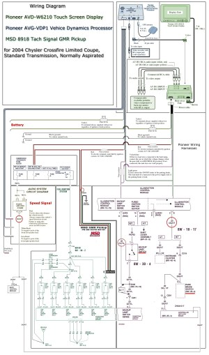 Pioneer Avh280bt Wiring Diagram | Free Wiring Diagram