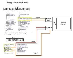 Pioneer Deh 150mp Wiring Diagram | Free Wiring Diagram