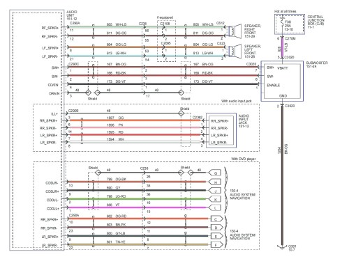 small resolution of pioneer deh x6800bt wiring diagram