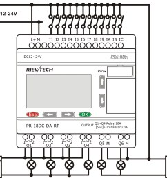 plc panel wiring diagram pdf free wiring diagram plc wiring diagrams pdf plc panel wiring diagram [ 1967 x 1679 Pixel ]