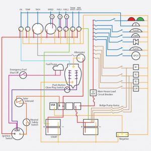 Pontoon Boat Wiring Schematic | Free Wiring Diagram