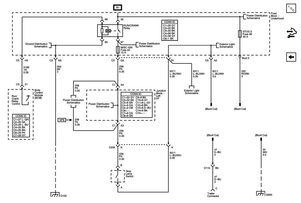 medium resolution of wiring diagram tekonsha brake controller wiring diagram pirate4x4com displaying 19gt images for 1 wire alternator diagram