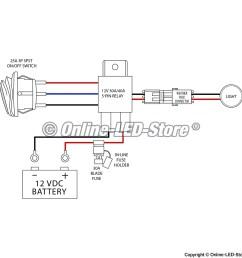 recon tailgate light bar wiring diagram 40 amp relay wiring diagram elegant cute mictuning wiring [ 1500 x 1500 Pixel ]