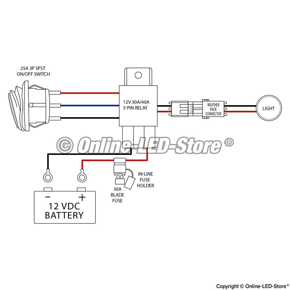 medium resolution of recon tailgate light bar wiring diagram 40 amp relay wiring diagram elegant cute mictuning wiring