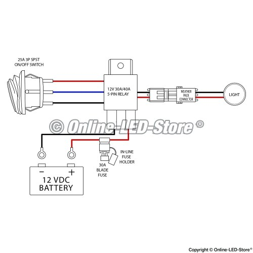 small resolution of recon tailgate light bar wiring diagram 40 amp relay wiring diagram elegant cute mictuning wiring