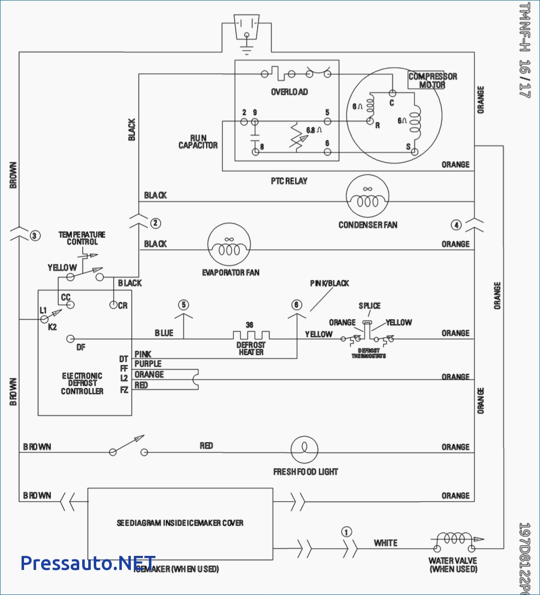 hight resolution of refrigerator wiring diagram pdf diagrams whirlpool refrigerator wiring diagram thoughtexpansion new 3g