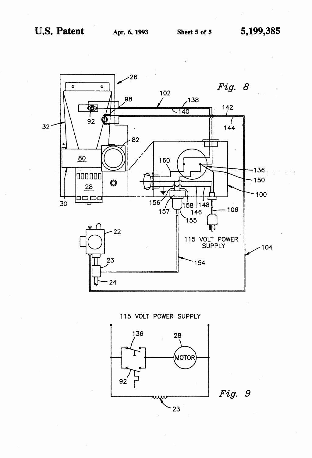 Electric Heater Wiring Diagram Symbol