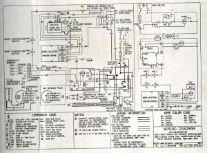 Rheem Air Handler Wiring Schematic   Free Wiring Diagram