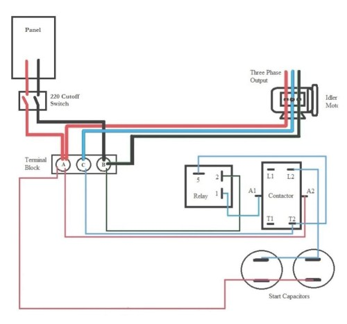 small resolution of rotary phase converter wiring diagram diagrams rotary phase converter wires electric throughout beautiful 2j