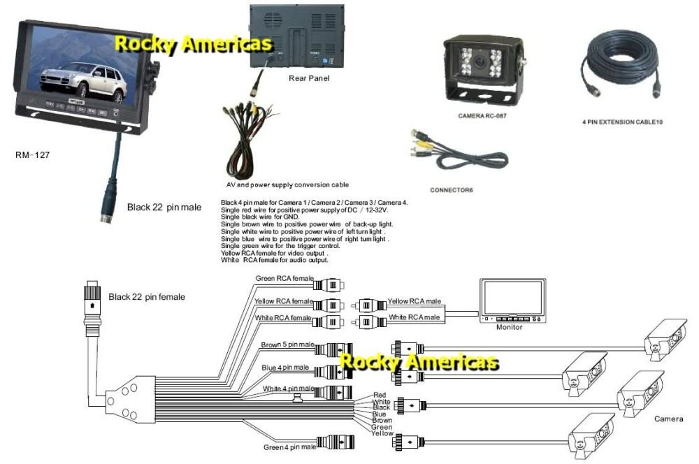 medium resolution of safety vision camera wiring diagram