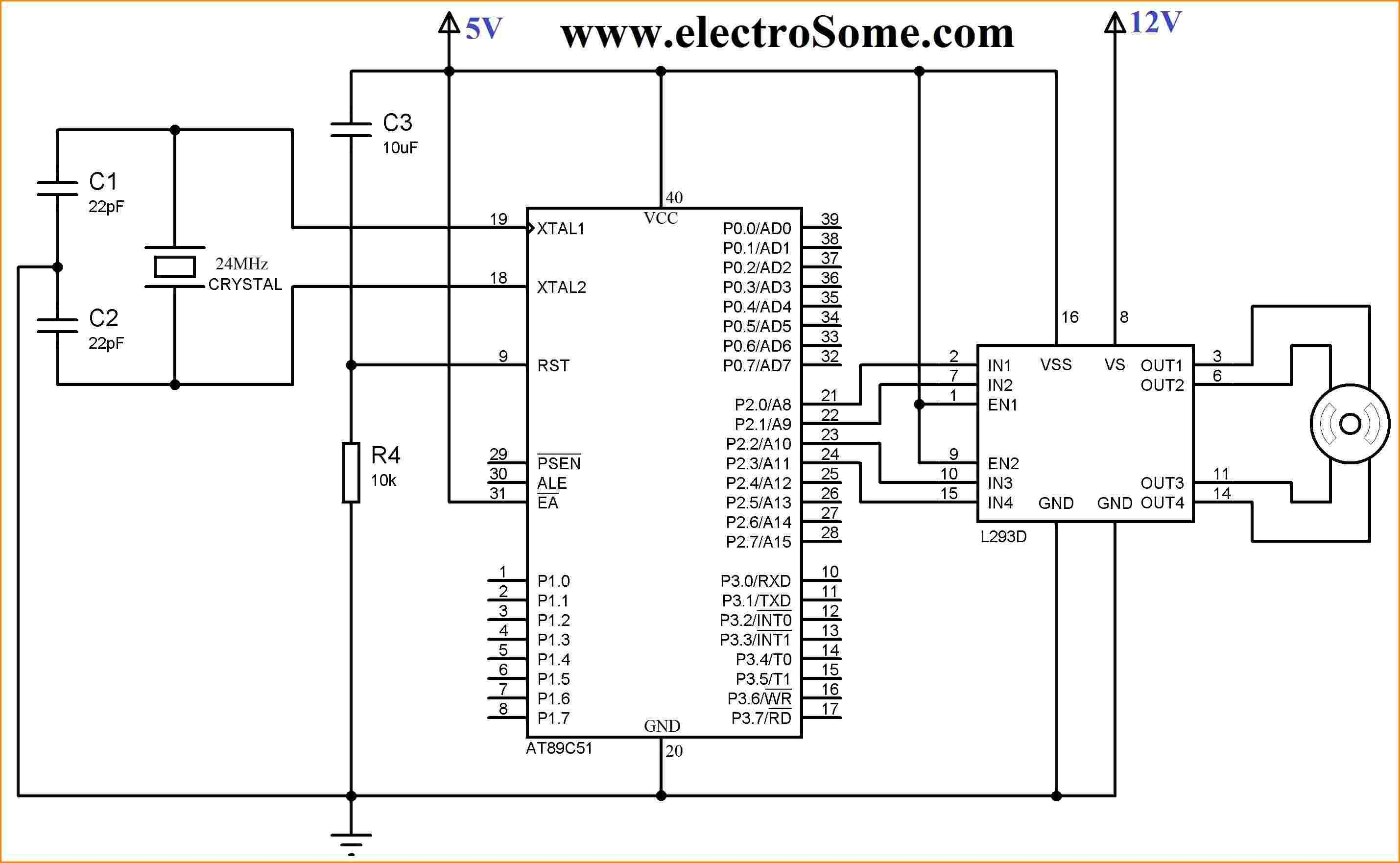 Cctv System Schematic Diagram