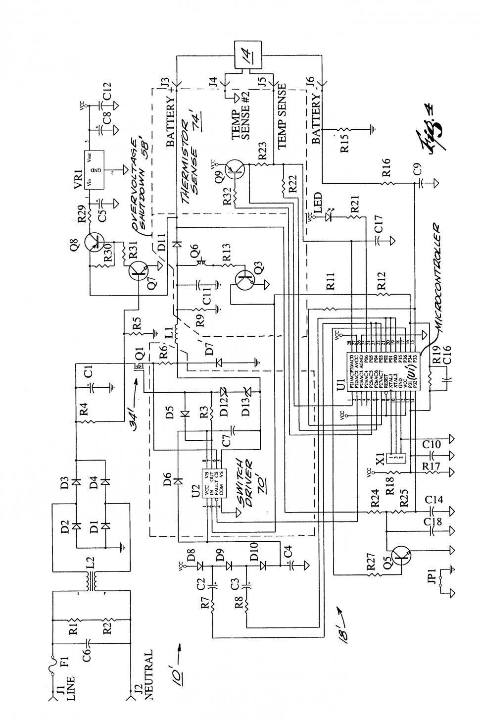 32 Schumacher Battery Charger Se 4020 Wiring Diagram