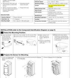 sensor light wiring diagram wiring diagram for outdoor motion detector light inspirational 8dl5800pir od security [ 1172 x 1917 Pixel ]