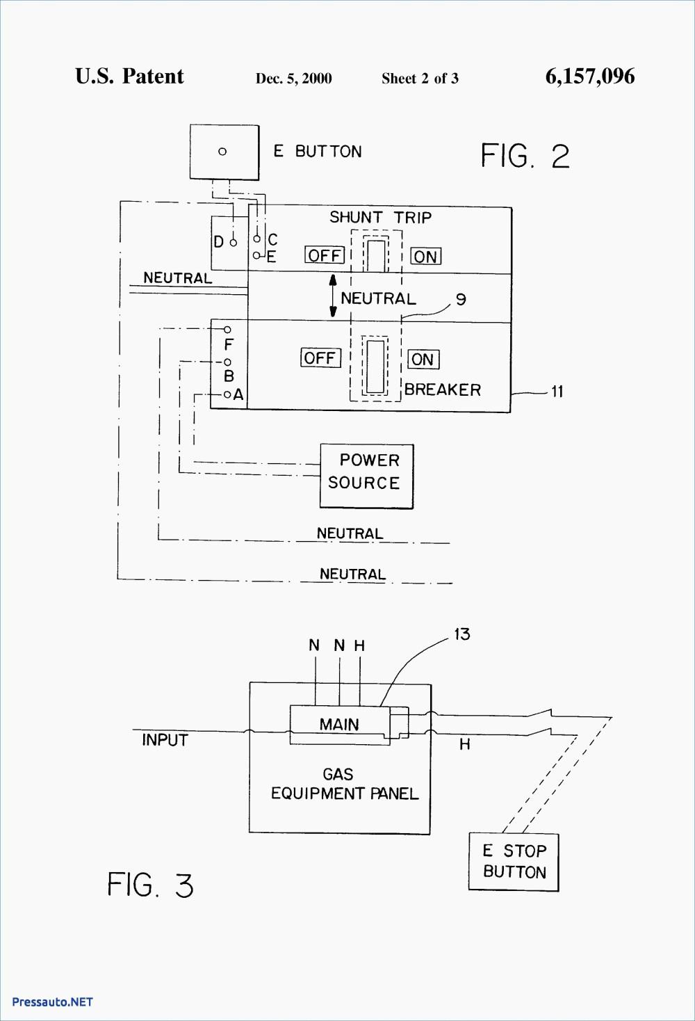 medium resolution of shunt breaker wiring diagram