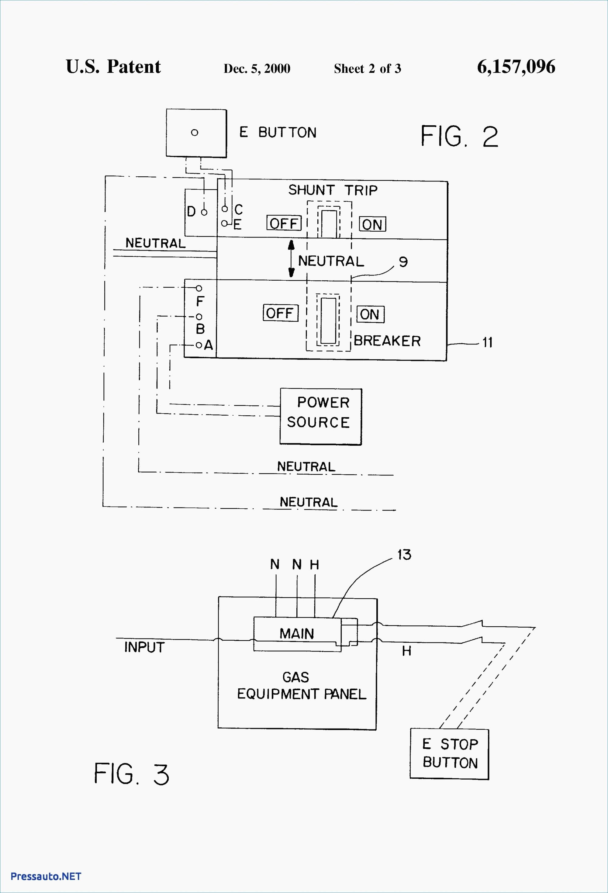 hight resolution of shunt breaker wiring diagram