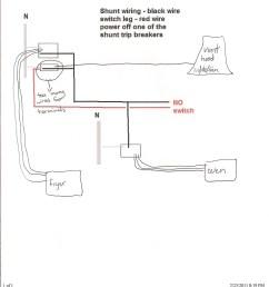 ge shunt trip wire diagram wiring diagram forward ge shunt trip circuit breaker wiring diagram eaton [ 1700 x 2338 Pixel ]