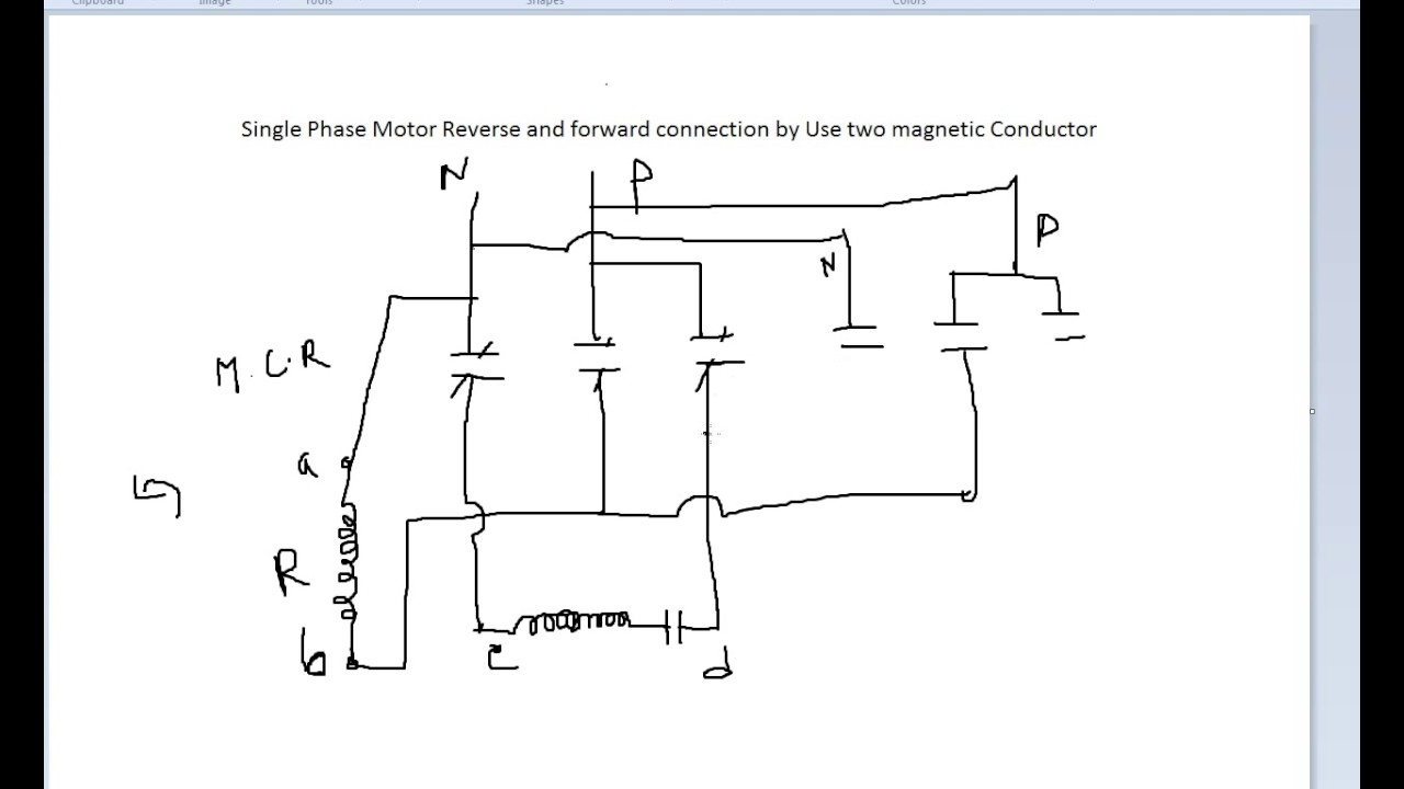 Phase Contactor Wiring Diagram Free Download Wiring Diagram