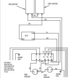 single phase submersible pump starter wiring diagram [ 1000 x 1193 Pixel ]