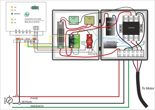 small resolution of single phase submersible pump starter wiring diagram wiring diagram well pump free wiring diagram xwiaw