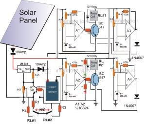 Solar Panel Wiring Diagram Schematic | Free Wiring Diagram