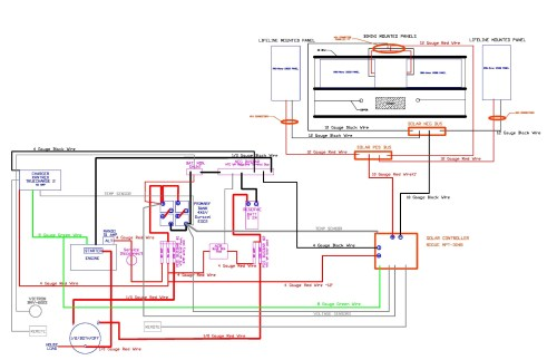 small resolution of solar panel wiring diagram schematic