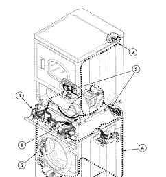 speed queen dryer wiring diagram speed queen washer parts diagram inspirational speed queen washer dryer [ 1661 x 2331 Pixel ]