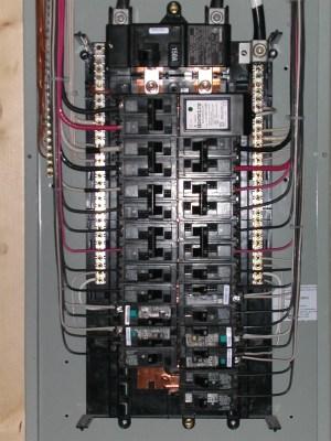 Square D Breaker Box Wiring Diagram | Free Wiring Diagram