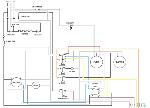 small resolution of square d hot tub gfci breaker wiring diagram