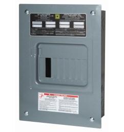 square d load center wiring diagram square d qo 125 amp 24 space 24 circuit [ 1000 x 1000 Pixel ]