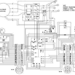 Wiring Diagram Of Genset