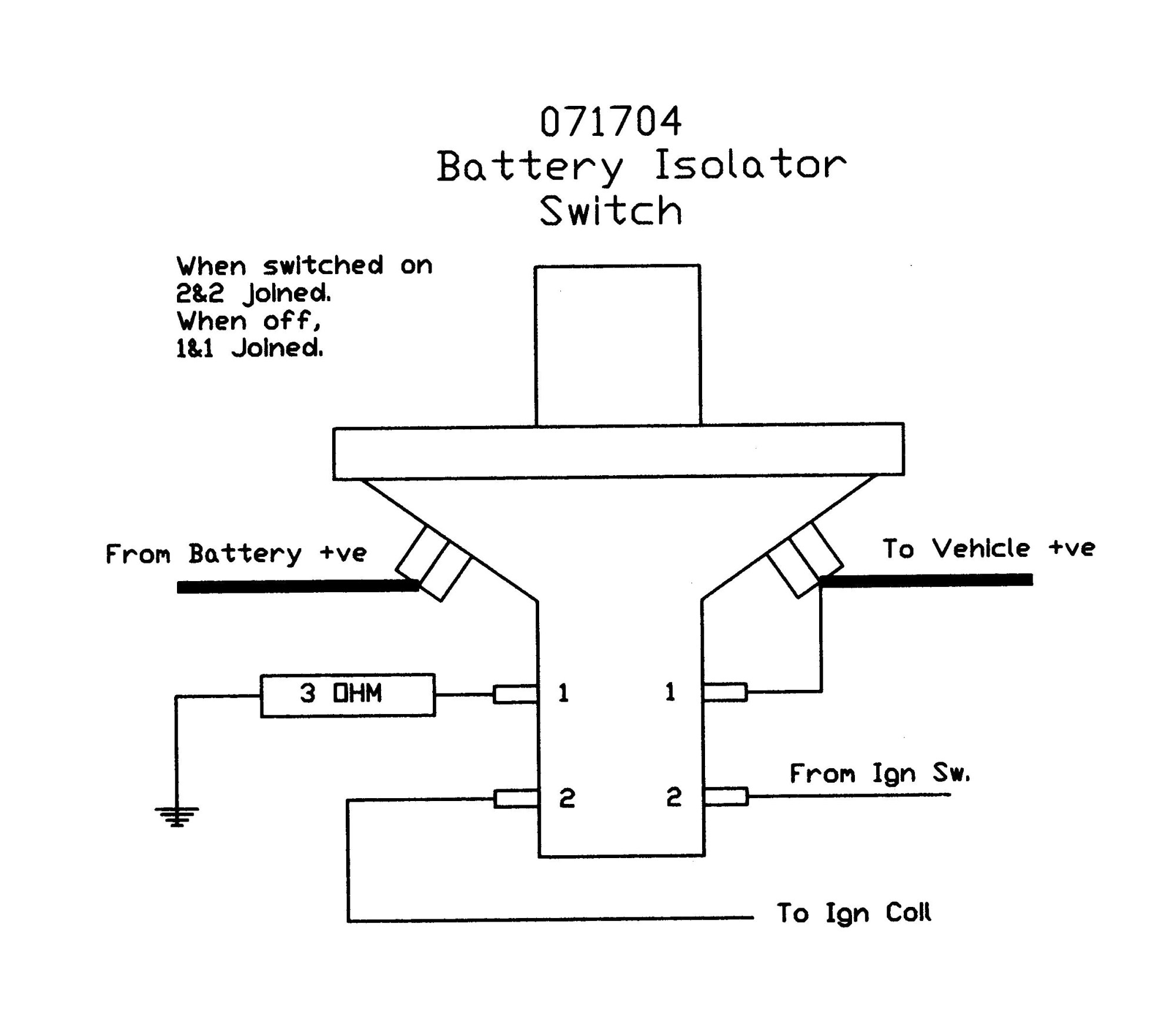hight resolution of  dual stinger battery isolator wiring diagram free wiring diagram on battery terminal wiring diagram dual
