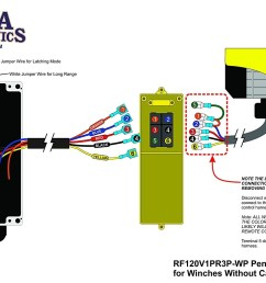 strongway electric cable hoist wiring diagram rf remote control for 120vac pendant controlled hoists and [ 1500 x 971 Pixel ]